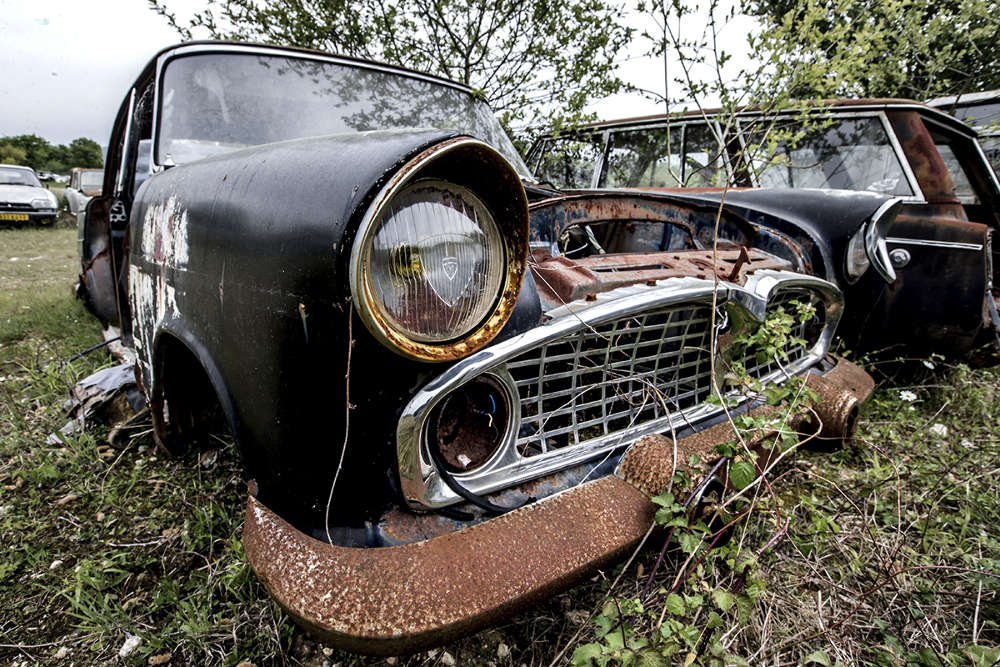 Junk Cars Woolsey