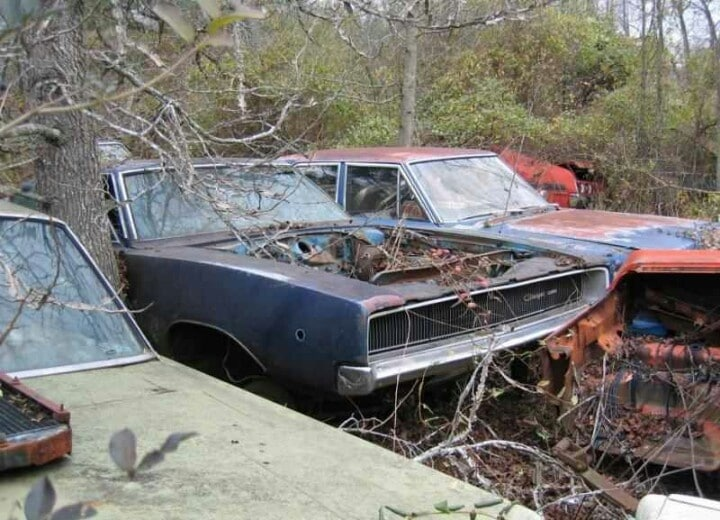 junk cars Buford