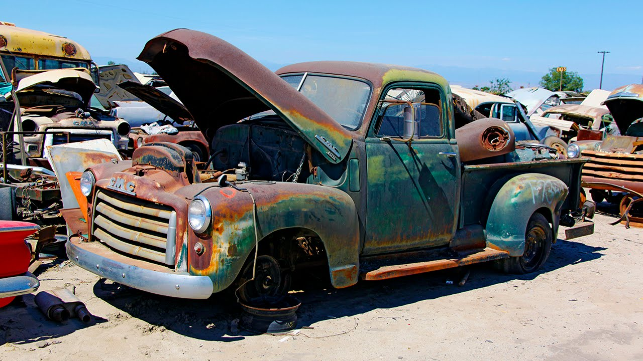 junk cars Braswell