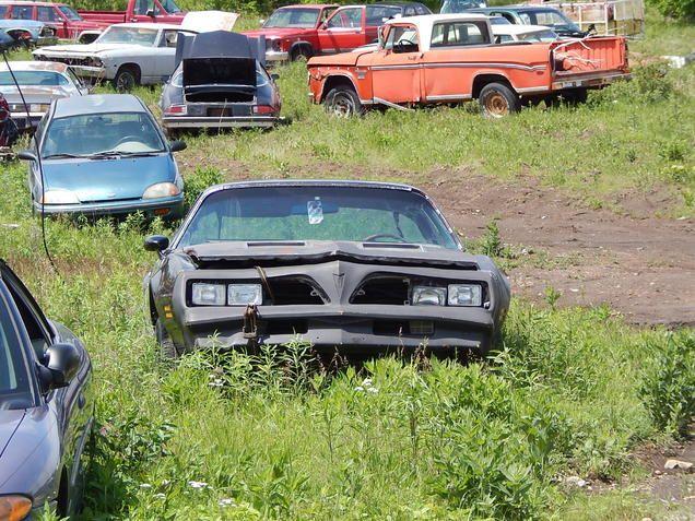 Junk Cars Inman Park
