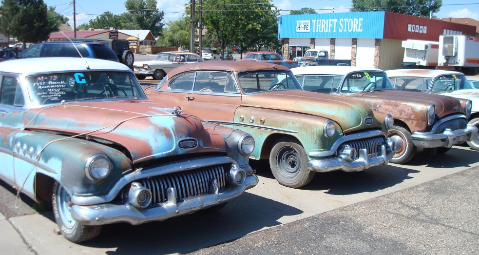 Junk Cars Roswell