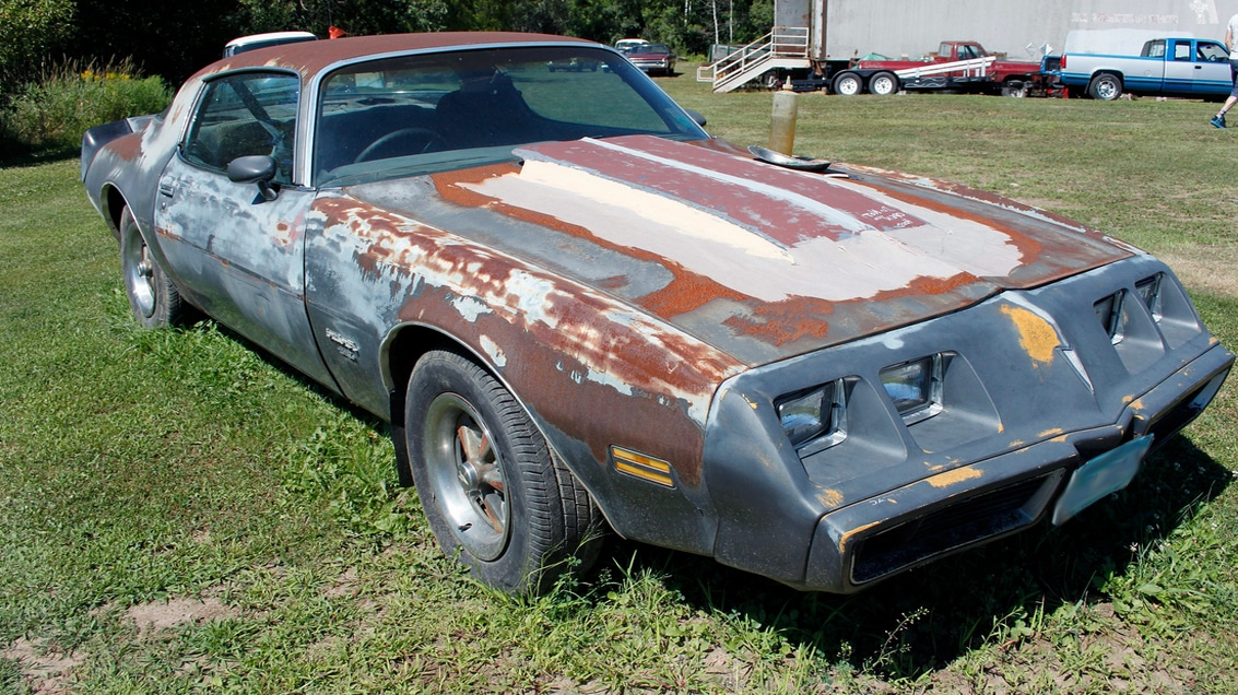 Junk Cars Woodstock