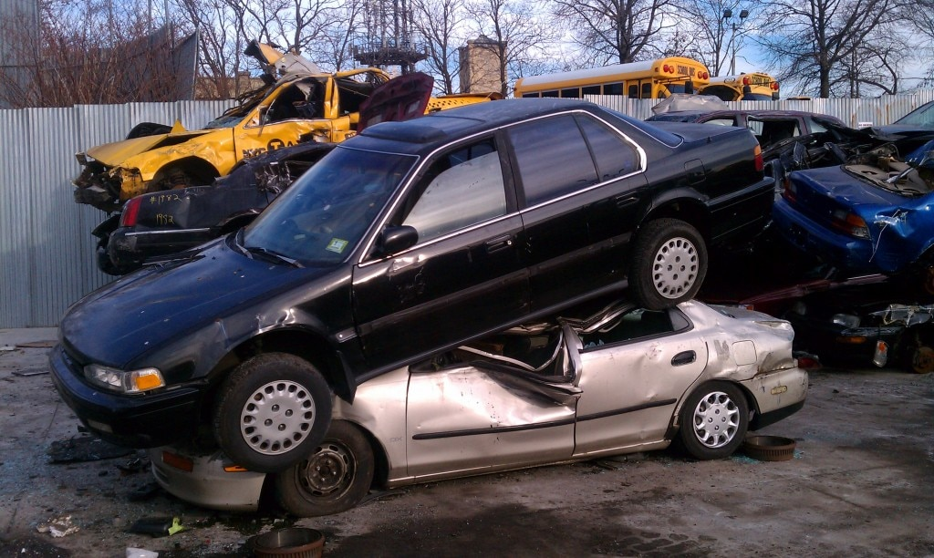 Junk Cars Woolsey