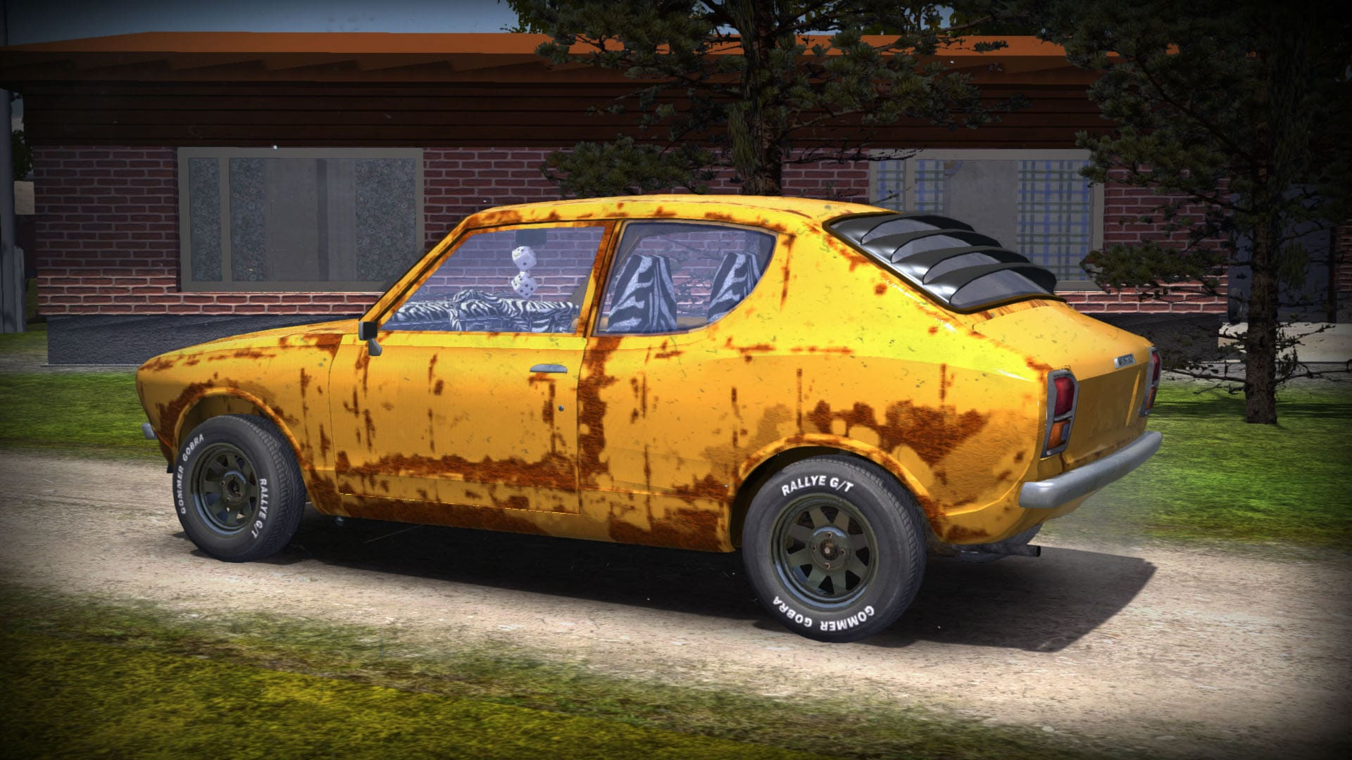 Junk Cars Ball Ground