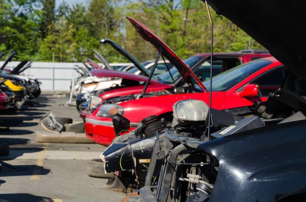 junk cars Dacula