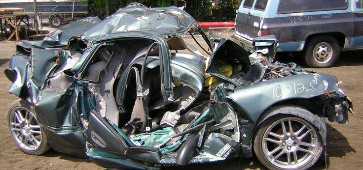 Junk Cars Candler Park Georgia